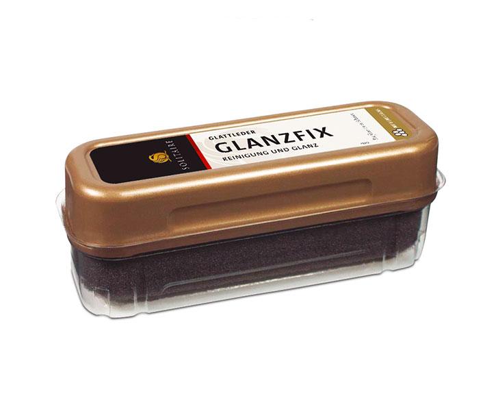 губка с пчелиным воском GLANZFIX