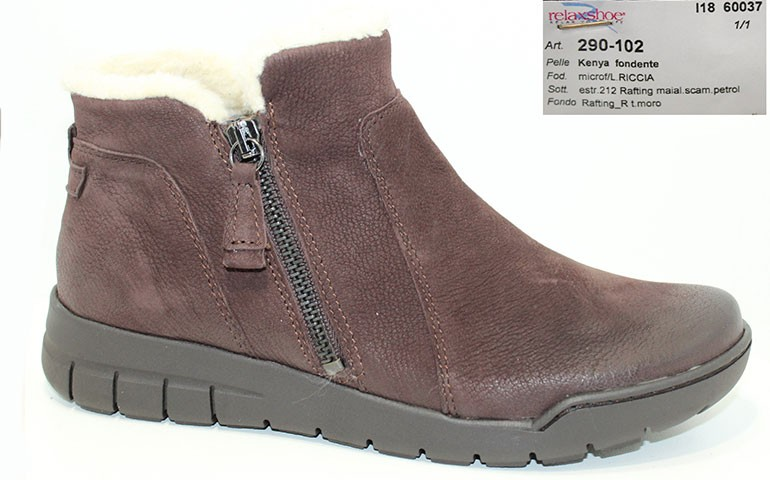 обувь relaxshoe 290 fondente
