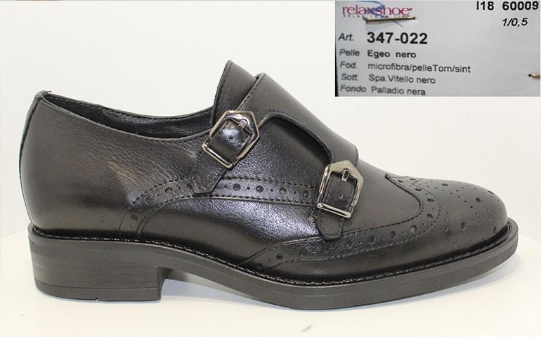 обувь relaxshoe nero 347