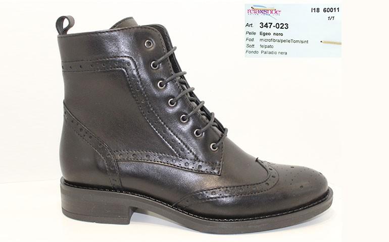 обувь relaxshoe 347-023 nero