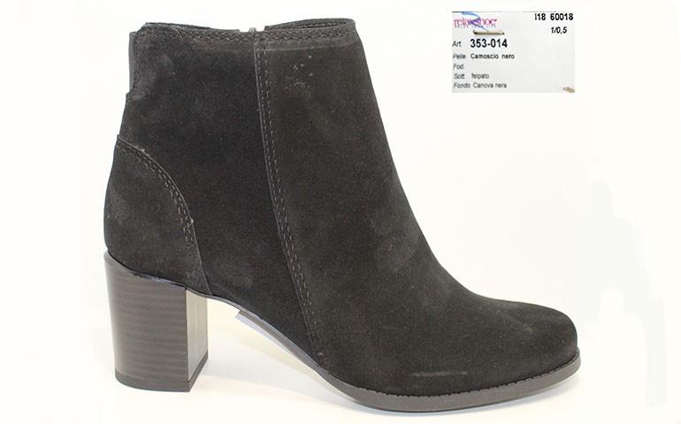 обувь relaxshoe 353-014 nero