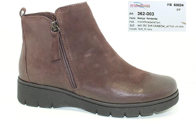 обувь relaxshoe 362 fondente