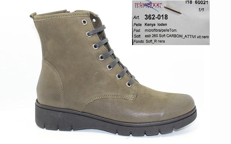 обувь relaxshoe 362-loden