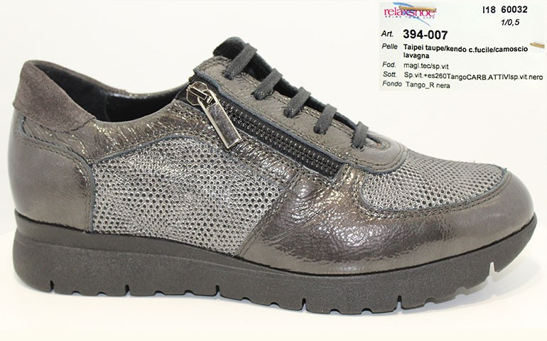 relaxshoe taupe 394