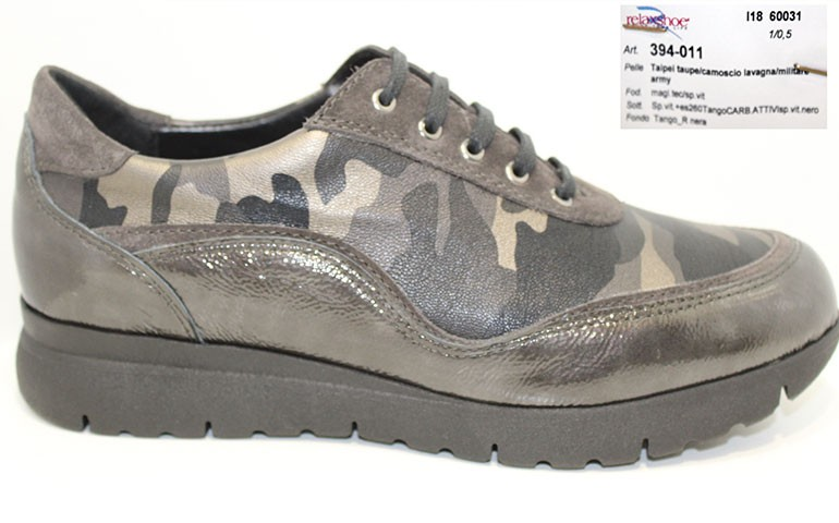 обувь relaxshoe taupe