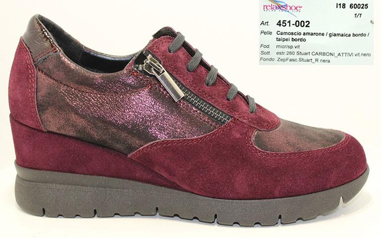 обувь relaxshoe 451 amarone