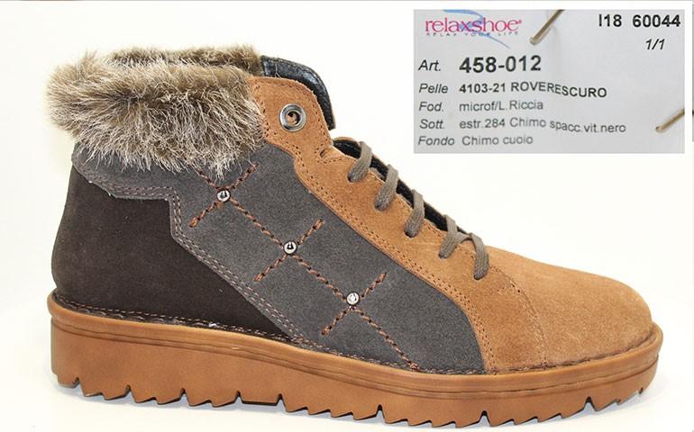 обувь relaxshoe roverescuro
